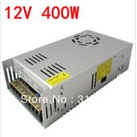 2 year warranty CE&ROHS approved 400W 12V DC Power Adapter LED Switch Power Supply, power supply switch 12V  for led strip light