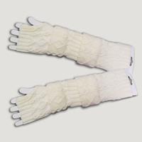 Dress accessories gloves half finger long gloves