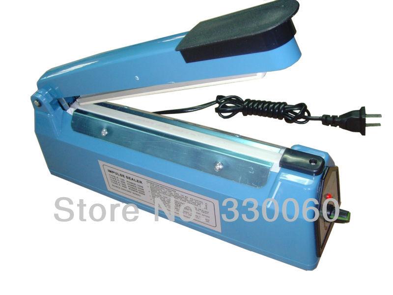 20cm Plastic Shell Impulse Heating Sealing Plastic Bag Sealer PFS-200P Packing Machine Wholesale(China (Mainland))