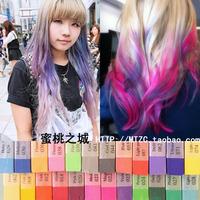 Free shipping 2013 New Fashion Senellier gradient neon soft pastels crayon hair dye stick haircolouring pen  Wholesale
