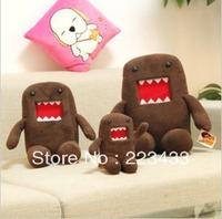 M'lele Domo Kun family stuffed plush toys (20+30+40+50cm)4pieces=1set christmas gift toys for children san-x gift  free shipping