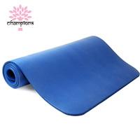 Good Quality Thickening 10mm yoga mat nbr yoga mats long 185cm 80cm Blanket Free Shipping
