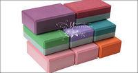 High quality professional yoga supplies yoga mat thickening yoga mat thickening yoga brick