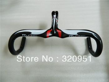 New PINARELLO Most carbon bicycle Handlebar carbon bike Handlebar carbon road handlebar and Stem integrative &free shipping