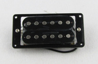NEW* 1 Guitar Humbucker Bridge Pickup, Black with Frame M262