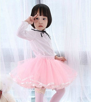 Retail,girl's charming tutus,fashion colors,80/100/120,good workmanship,new designer model,children' new style tutu skirt