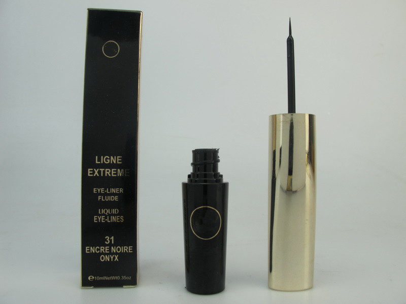 brand new brand eyeliner fluide liquid eye lines voire onyx makeup eye-liner makeup eyeliner 60set/lot free shipping by DHL(China (Mainland))