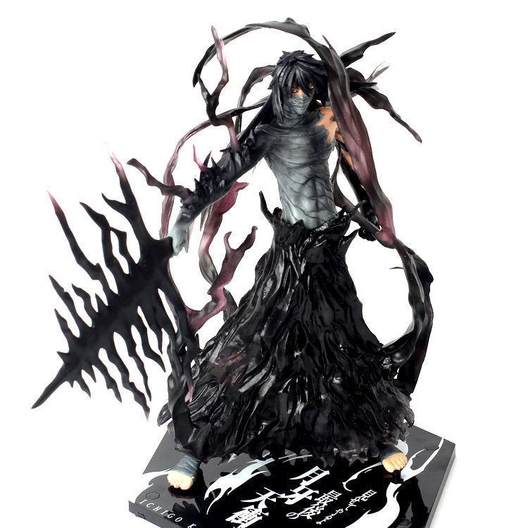 """Bleach anime Kurosaki Ichigo 7"""" PVC Figure Figuarts Zero"""