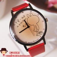 Watch student table gustless TUZKI hot-selling fashion watches
