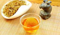 250g Chinese Yunnan yellow Tea The golden liquid Entertain guests good tea Free shipping