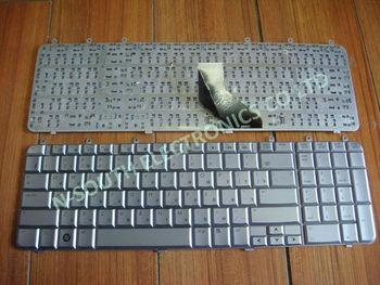 Free  shipping + NEW Laptop keyboard For  HP Pavilion dv7 dv7-1000 dv7-1100 Series RU black