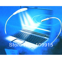 Flexible 3 LED USB Reading Lighting Light Lamp For PC Notebook Laptop Computer JX0104