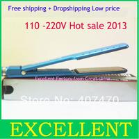 Pro Nano Titanium 1 1/2 straightener iron wet to dry prancha nano titanium without retail box