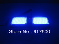 Car Truck Emergency Super Bright 86 Led Strobe Visor  Light Lamp