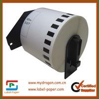 10 x rolls Continuous Labels  Compatible Labels Brother  DK2205 label