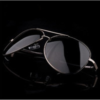 Polarized sunglasses Men classic large fishing sunglasses mirror driving mirror fashion all-match sunglasses glasses