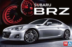 New car model qingdao agency 00458 SUBARU brz new type sports car(China (Mainland))