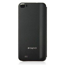 in stock free shipping Original Protective Flip Cover Case for ZOPO C2 ZP980 Smart Phone(China (Mainland))