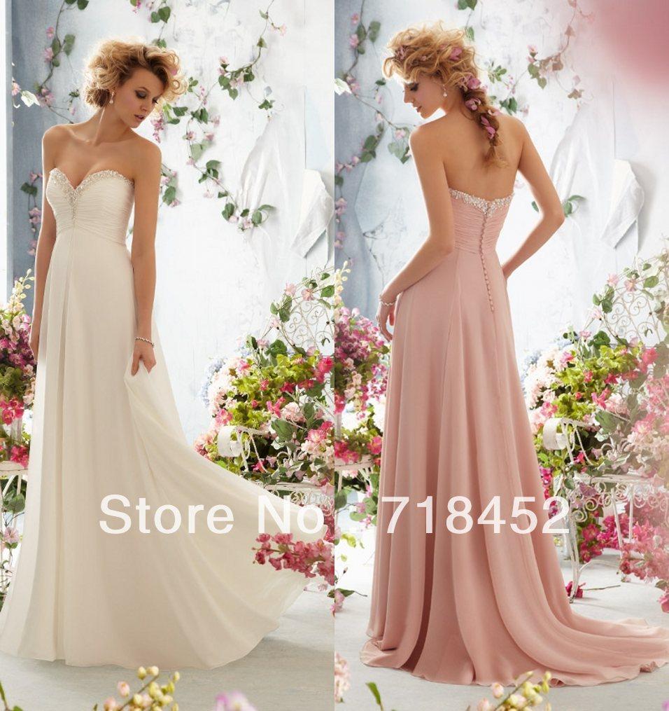 Pink Beach Wedding Dresses Promotion Online Shopping For Promotional Pink Beach Wedding Dresses