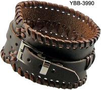 Cowhide bracelet genuine leather bracelet cowhide bracelet (can mix order)