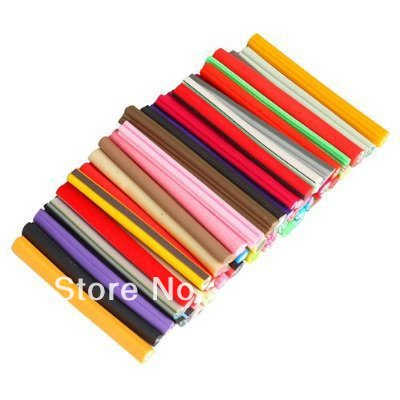 Freeshipping 50pcs/lot cheapest Fruit Canes Slice Nail stick cane Art Decoration set(China (Mainland))