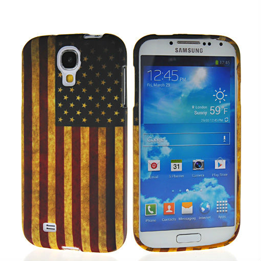 U.S. fashion delicate and durable soft silicone TPU case cover FOR Samsung i9500 galaxy s4(China (Mainland))