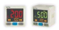 TAIWAN KITA  digital pressure switche KP42P -02-F1-C -0.1~1.0MPa DC12-24V NPN OUTPUT model:361