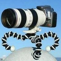 New, flexible ball leg photographic equipment, digital cameras and video camera mini tripod, free shipping!