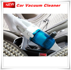 Car vacuum cleaner car mini car wet and dry dual-use portable car Handheld High-Power auto Clean mini accessories cheapest price(China (Mainland))