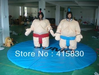 Commercial sumo costume
