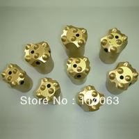 Tapered Rock Drill Bits, Taper Button Bits 32mm