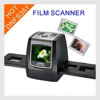 "Promotion Sale! 5MP Digital Film Negative Photo Scanner / Converter 35mm USB LCD Slide 2.36"" TFT, Free Shipping"