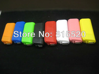 New arrived flishlight Portable USB Emergency Battery Charger+ Flashlight for MP4 Cellphone iPhone iPod Free Shipping