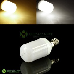E12 LED 3.5W 48 SMD 3528 LED WHITE Lights Bulb Lamp DC12V-24V(China (Mainland))