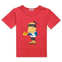 Fruit short-sleeve T-shirt children's clothing child summer male short-sleeve 2013 t-shirt baby
