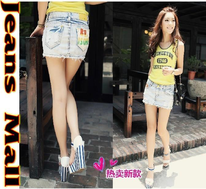 Model Short Skirt 57