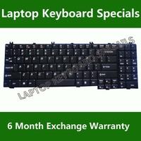 high quality  keyboard for Original IBM Lenovo G550A G550M  B550 B560 G550 US black keyboard