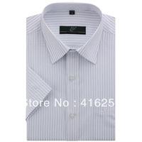 Free shipping new fashion men' s short shirts!Cotten and big size have,men 's shirt,, hotsale men 's clothes