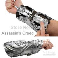 Assassin's Creed Hidden Blade Brotherhood Ezio Auditore Gauntlet Cosplay Replica