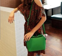 Free Shipping!!!  Candy Color 2013 Hot Sale  Woman Casual  PU  shoulder  bag, fashion handbag  #mh1001