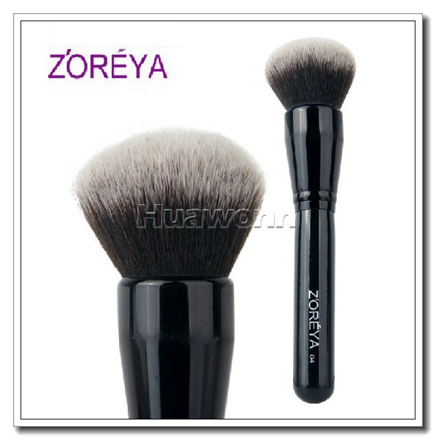 High quality Original ZOREYA mineral powder painting / foundation / blusher brush multifunctional beauty makeup Brush tools(China (Mainland))