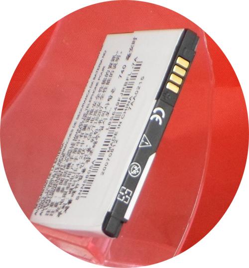 Retail BX40 battery for Motorola V9, MOTORAZR2 V9m, MOTOZINE ZN5, PEBL2 U9, Q9h, RAZR2, Stature i9, V8, V9m,(Hong Kong)