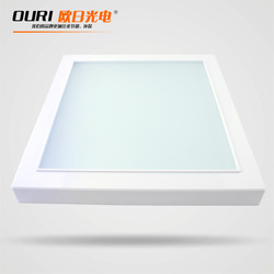 Japan led kitchen light assembly 7w acrylic bathroom lights waterproof anti-fog square circle led ceiling light(China (Mainland))