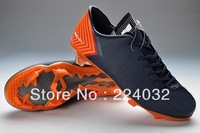 New style Carbon fiber TPU bottom soccer shoes,outdoor men football boots+Free shipping