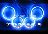 Blue Color Car CCFL HYUNDAI COUPE 03-06 (03 Tiburon) Angel Eyes Halo Ring Lamps Lights Headlights