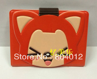 FREE SHGIPPING~10PCS/LOT 3D Cartoon Card &amp; ID Holders bag Wallets &amp; Holders Business Card Credit card(China (Mainland))