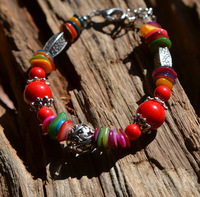 National trend clothing jewelry accessories tibetan jewelry vintage unique handmade bracelet sl113 tibet jewelry