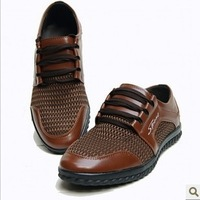 2013 new low cut mens casual shoes wire side Breathability sandals shoes free shipping