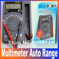 XB-866 Auto Range Digital Multimeter, AC DC Ohm Volt Digital Meter Auto Power Off Free Shipping