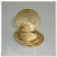 Free shipping 5pcs/lot  2013 Gold Britannia coin ,Gold clad Replica Souvenir coin,challenge gold coins